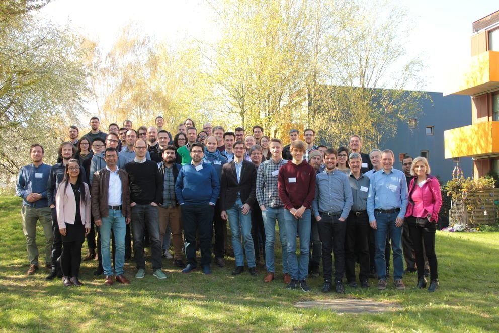 April 15-18, 2019 BiGmax workshop at the Max Planck Institute for the Physics of Complex Systems (MPIPKS) in Dresden, Germany.Organizers: Tristan Bereau, Jan M. Rost