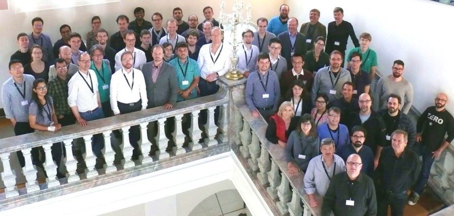 BiGmax Workshop 2018 on Big-Data-Driven Materials Science